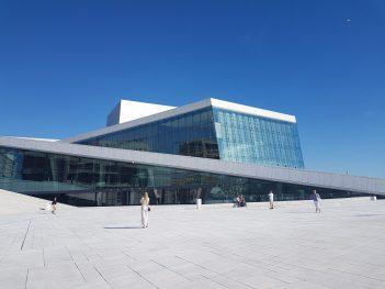 Jeden deň v Oslo