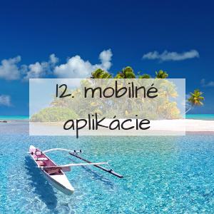 Mobilné aplikácie, ktoré vám uľahčia cestovanie, ušetria kopec peňazí a kopec času.