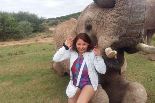 Tri týždne sama v Afrike – 2.časť