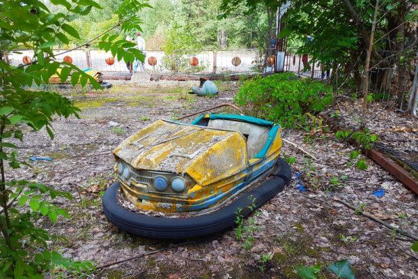 Černobyľ a Pripjať bez cestovky
