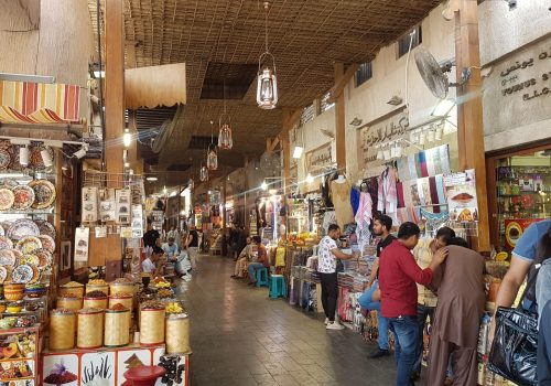 Dubaj Gold Souk