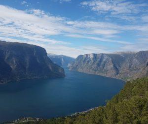 vyhlad na fjordy